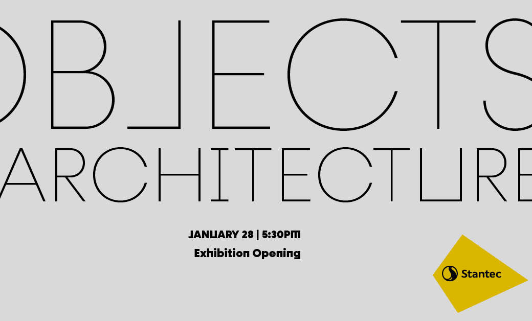 Objects in Architecture