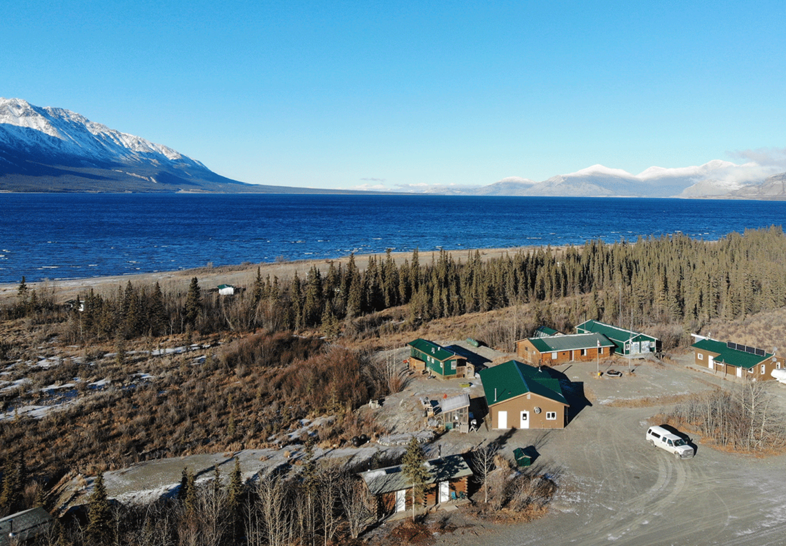 Kluane Lake Research Station