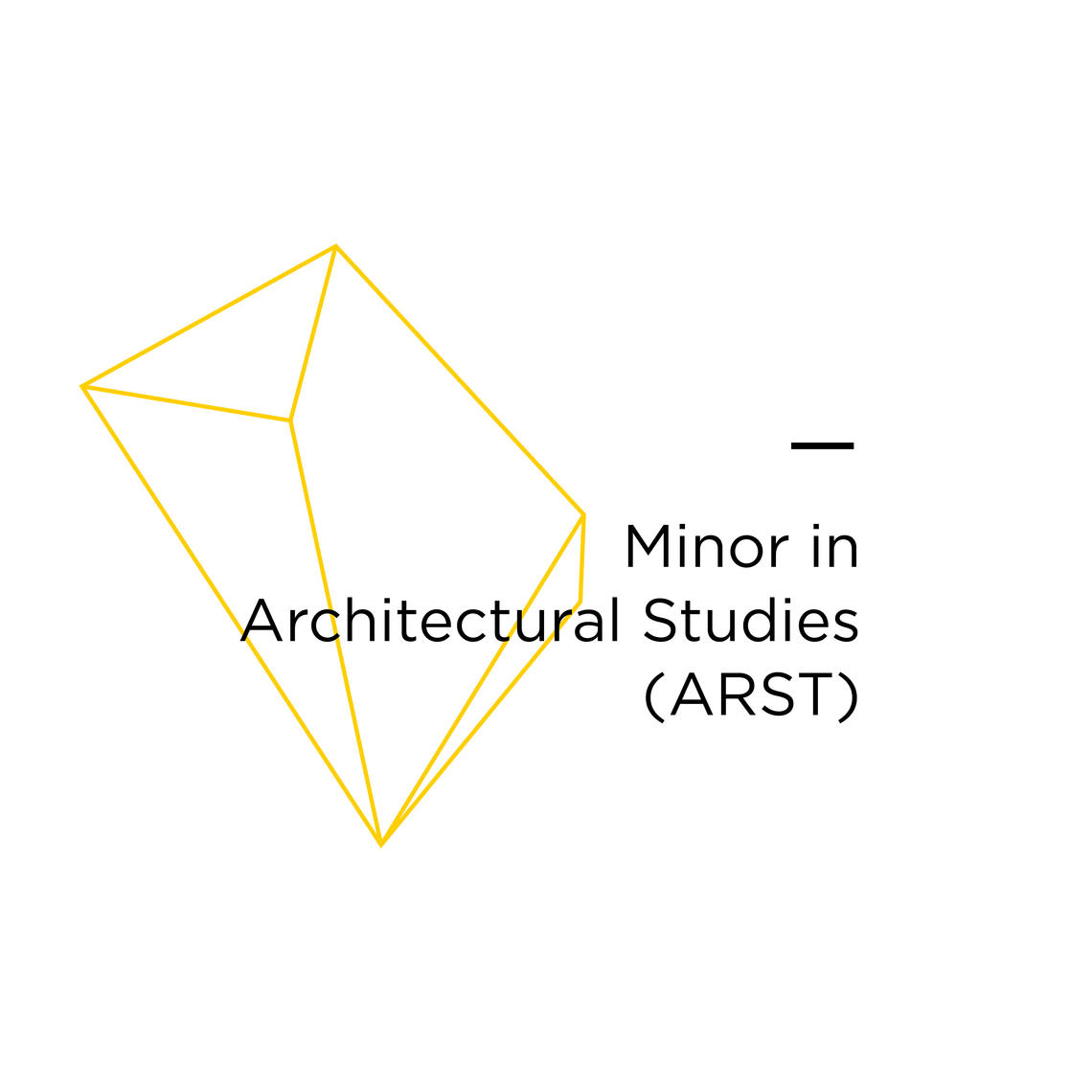 Minor in Architectural Studies (ARST)