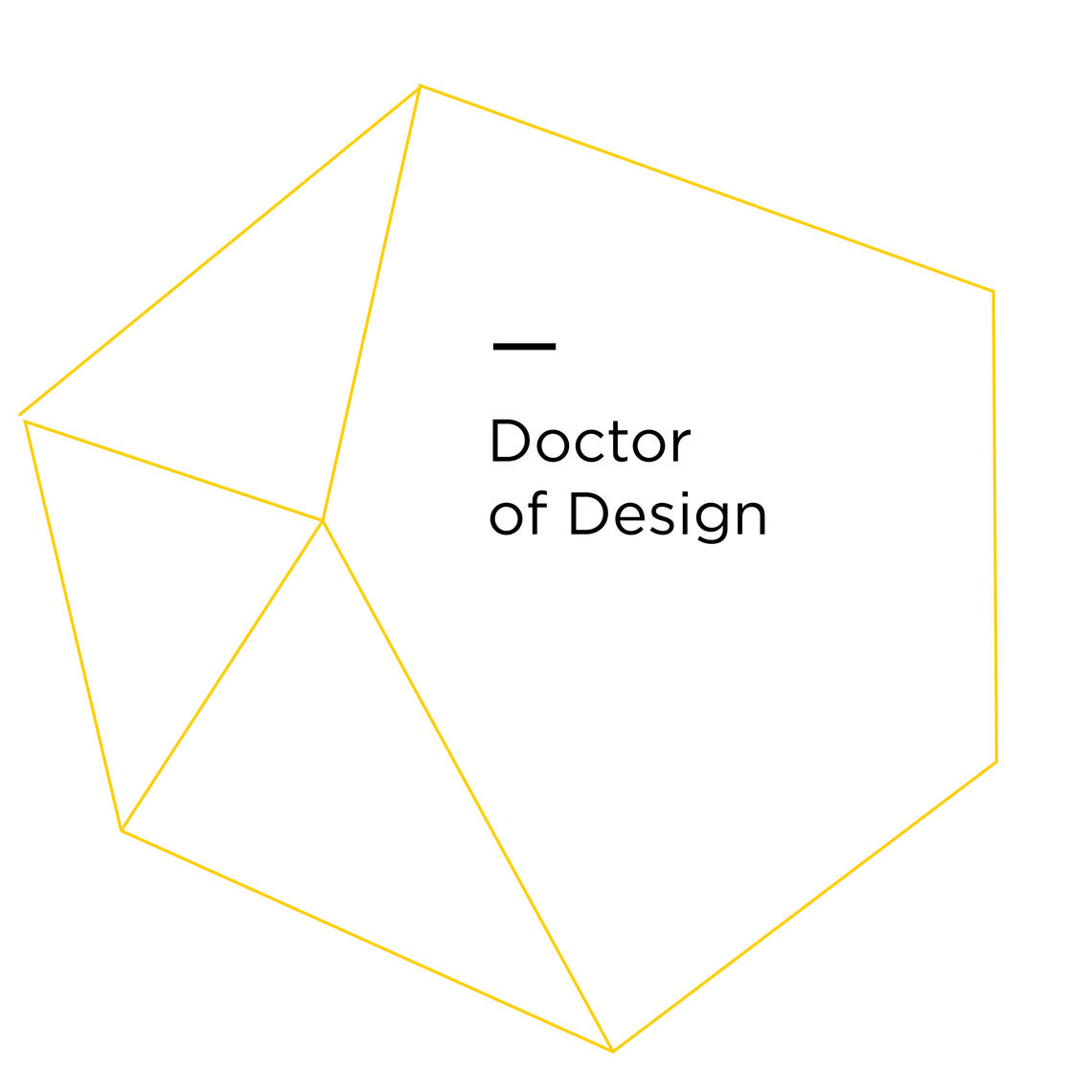 Doctor of Design (DDes)