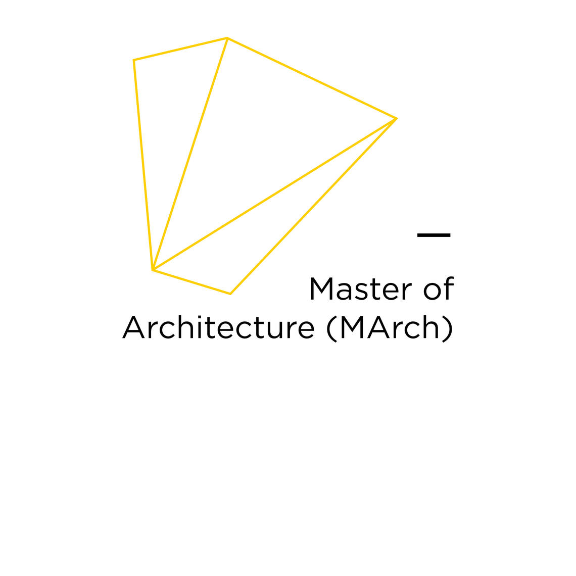 Master of Architecture (MArch)
